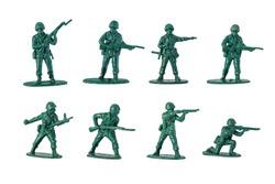 Plastic Soldier Toy