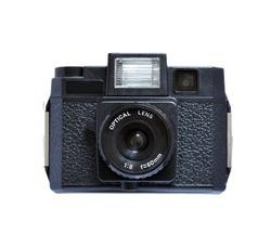 plastic toy camera