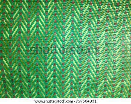 plastic weaving texture #759504031