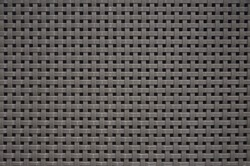 plastic weaving texture, Brown plastic weave for closeup textured background