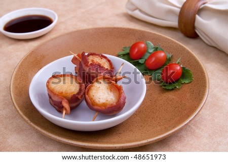 flickr bacon wrapped cherry tomatoes recipe yummly tomato bacon ...