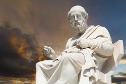 Plato, classical Greek Athenian philosopher
