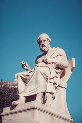 Platon, ancient greek philosopher