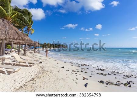 Shutterstock Playa del Carmen, Mexico