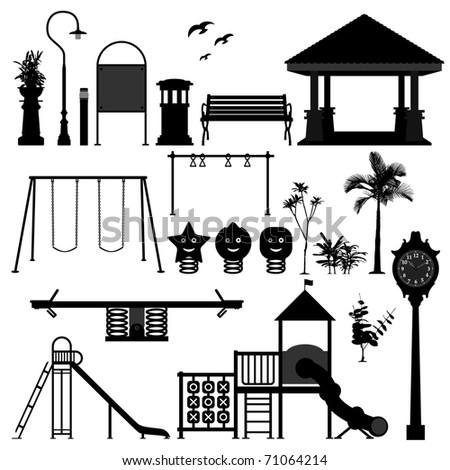 Playground Park Garden Equipment