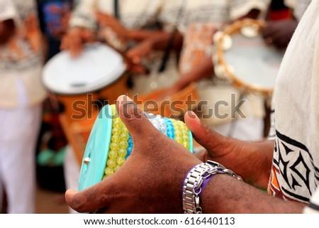 Playing Samba