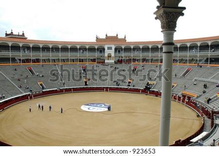 Plaza del Toros de La Venta, Madrid