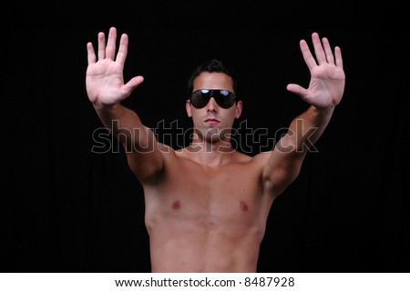 Pictures of Hands Saying Stop Hands Out Saying 'stop'