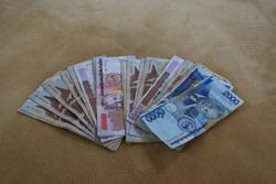 Plie of Kip , Laos currency
