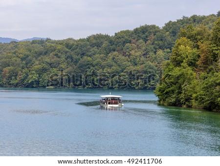 Plitvice lakes, Croatia #492411706