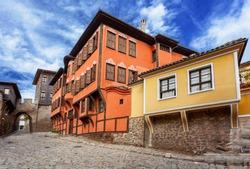Plovdiv, Bulgaria, Old Town Hisar Gate