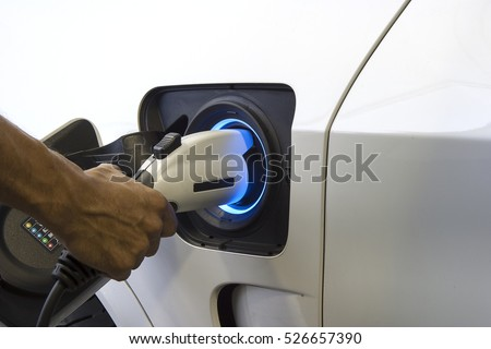 Plug the charger Access to vehicle electrification.