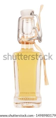 Plum brandy traditional Serbian drink called rakia or slivovitz #1498980179