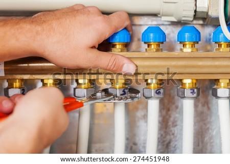 Plumber, Water Pipe, Repairing.