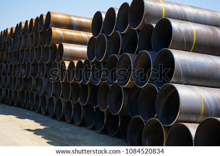 plumbing iron pipes, industry, manufacture of iron pipes