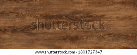 Plywood sheet surface of brown colour with wood pattern for background. Strong thin wooden board for construction or finishing and also use in ceramic wall and floor tiles Stockfoto ©