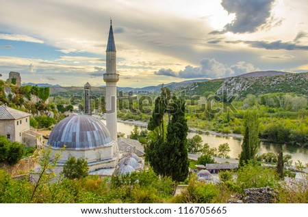 Pocitelj, Bosnia and Herzegovina - Hajji Alija Mosque