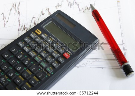 Pocket computer with statistics