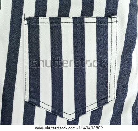 pocket on striped pants #1149498809