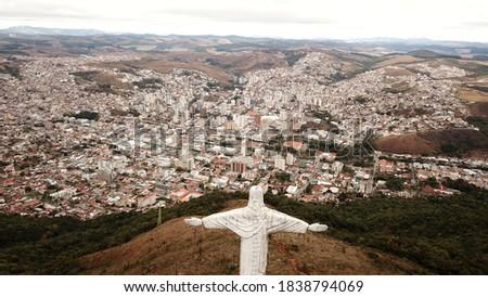 Pocos de Caldas Minas Gerais City Foto stock ©