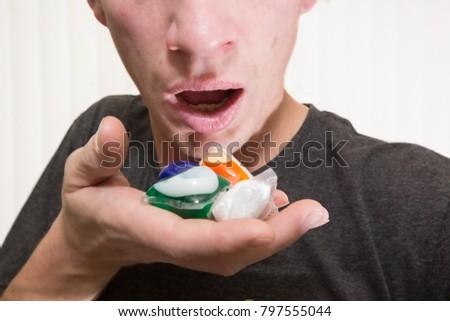 Pod Challenge with detergent #797555044