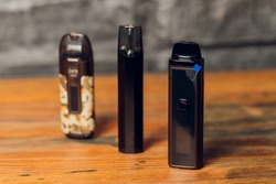 POD Vaping pen, vape devices, mods for electronic cigarette or e cigarette, e cig.