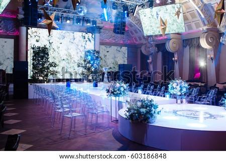 podium, Podium for models,  scene #603186848