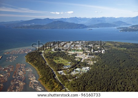 Point Grey and The University of British Columbia