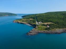 Point Prim Lighthouse, Digby, Nova Scotia