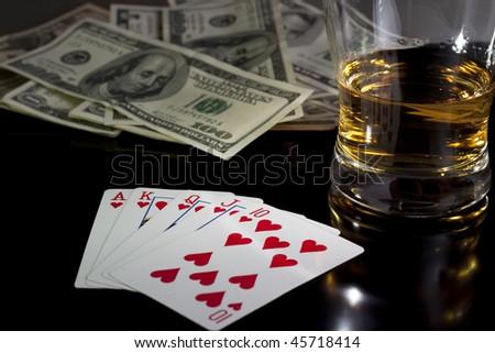 roxbury lanes poker