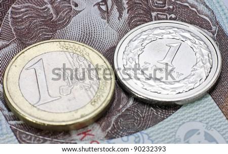 Poland and the Euro Coin #90232393