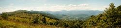 Poland - Bieszczady Mountains - Vast landscape
