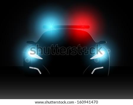 как фотографировать автомобили в темноте с использованием фонаря настоящих ожесточенных