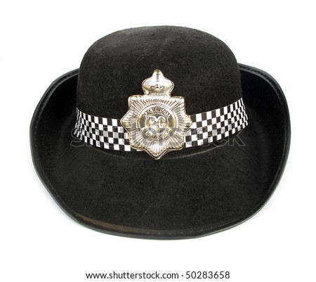 Police hat toy for children costume