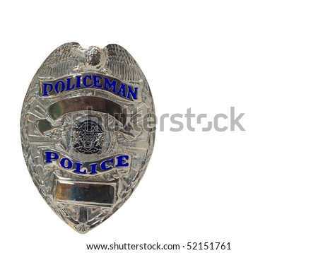 Policeman's Badge
