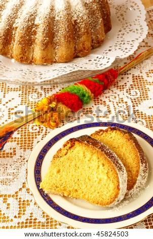 "Polish Easter Cake (""Baba"")"