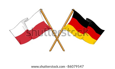 Polish - German alliance and friendship