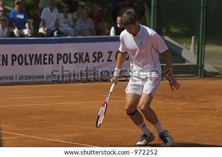 Polish National Tennis Championships 2005 in Wroclaw