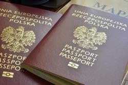 Polish passport