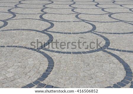 Polish pavement. Stock photo ©