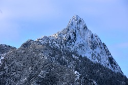 Polish Tatra Mountains, difficult conditions on mountain trails