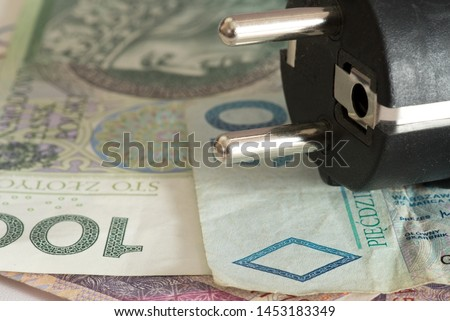 Polish zloty PLN, electricity and electricity #1453183349