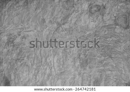 Polished Concrete wall and floor as background texture.
