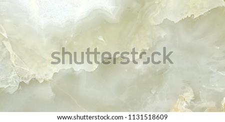 polished onyx marble in natural color and natural figure design with cloud effect texture. #1131518609