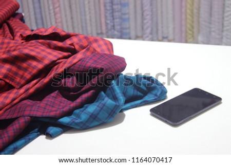 Polka Dot cloth #1164070417