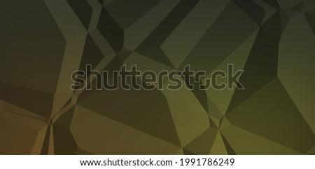 Polygonal background. Colorful wallpaper with geometric design. Digital 3d illustration.