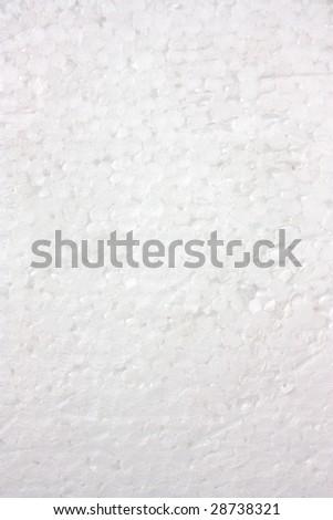 Polystyrene texture
