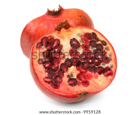 how to cut pomegranate facebook