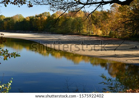 ponds in the countryside, Kaclezsky Pond of South Bohemia, Czech Republic #1575922402