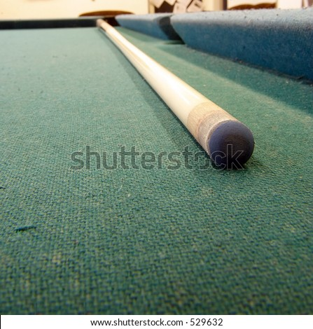 Pool cue